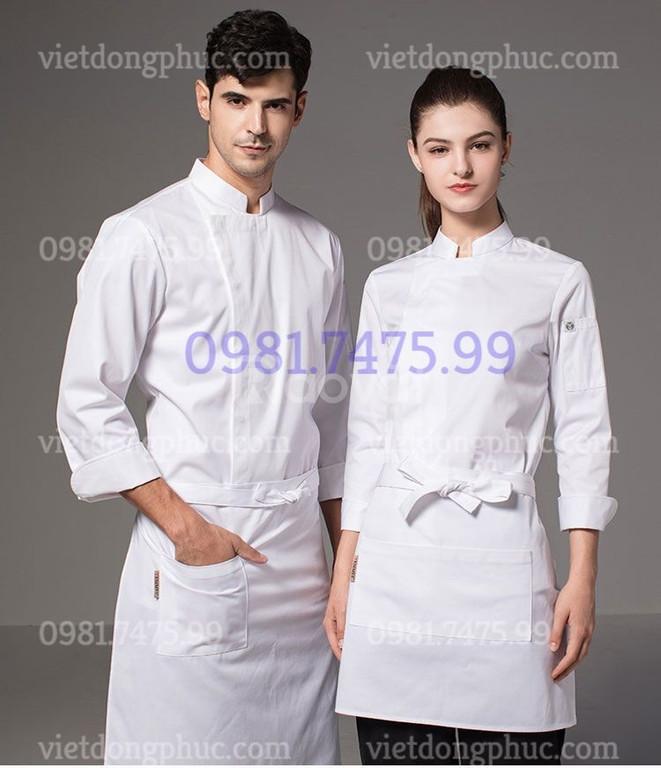 Công ty may đồng phục nhà bếp giá rẻ, nhưng đẹp miễn chê