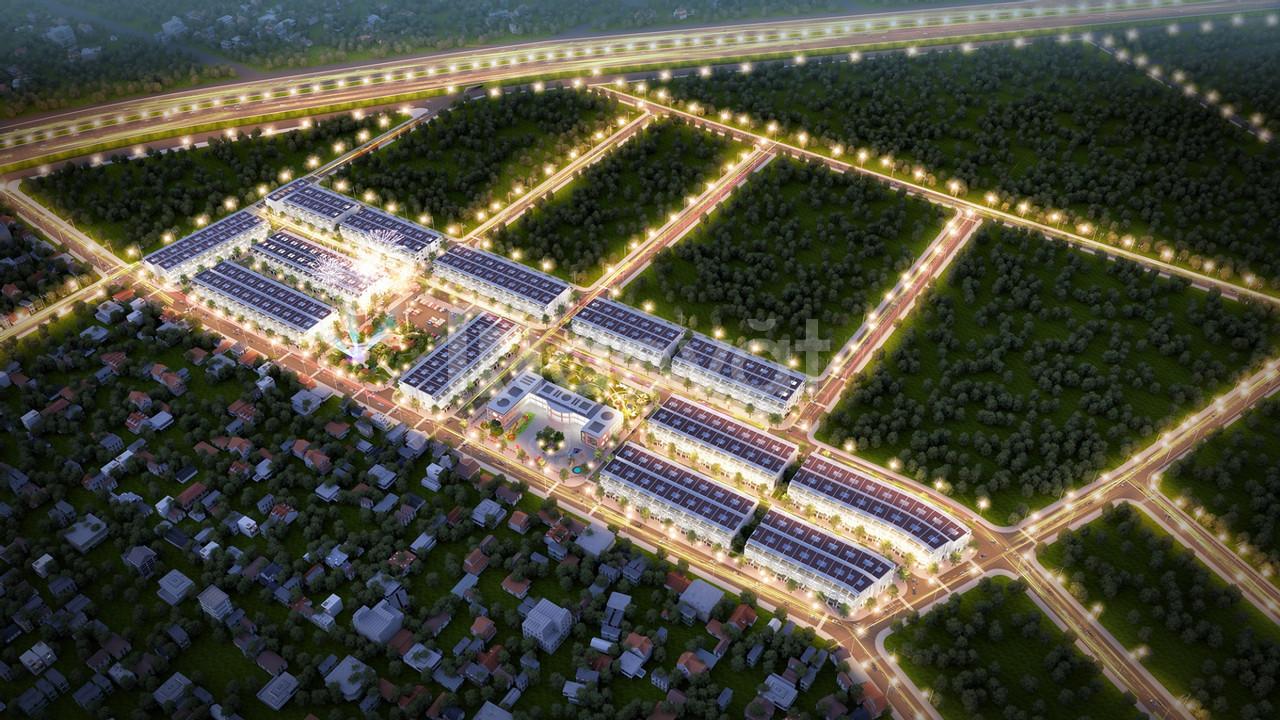 Chỉ từ 1,1 tỷ sở hữu ngay lô đất nền tại Yên Phong, Bắc Ninh