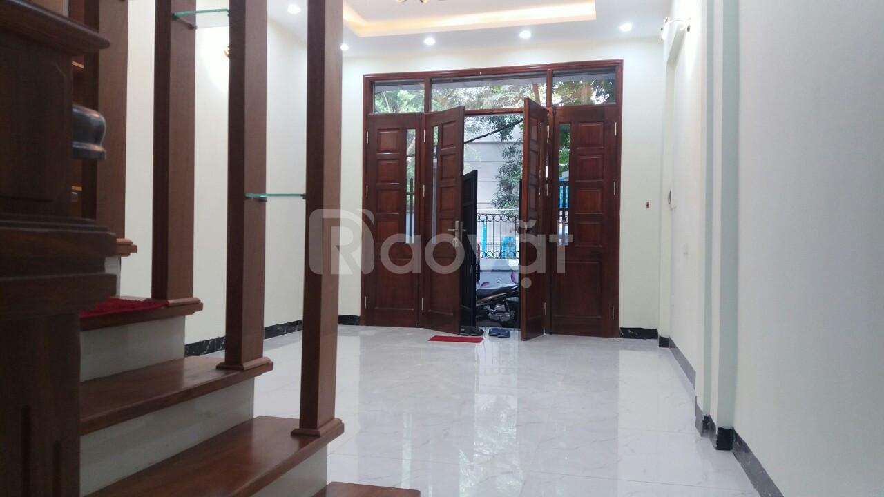Bán nhà khu phân lô ngõ 167 Trương Định, Hai Bà Trưng