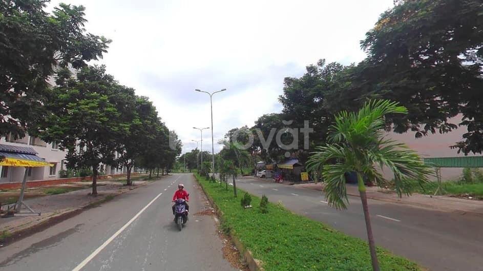 Cần sang gấp 2 lô đất thổ cư mt đường 20m đường số 7,gần chợ Bà Hom