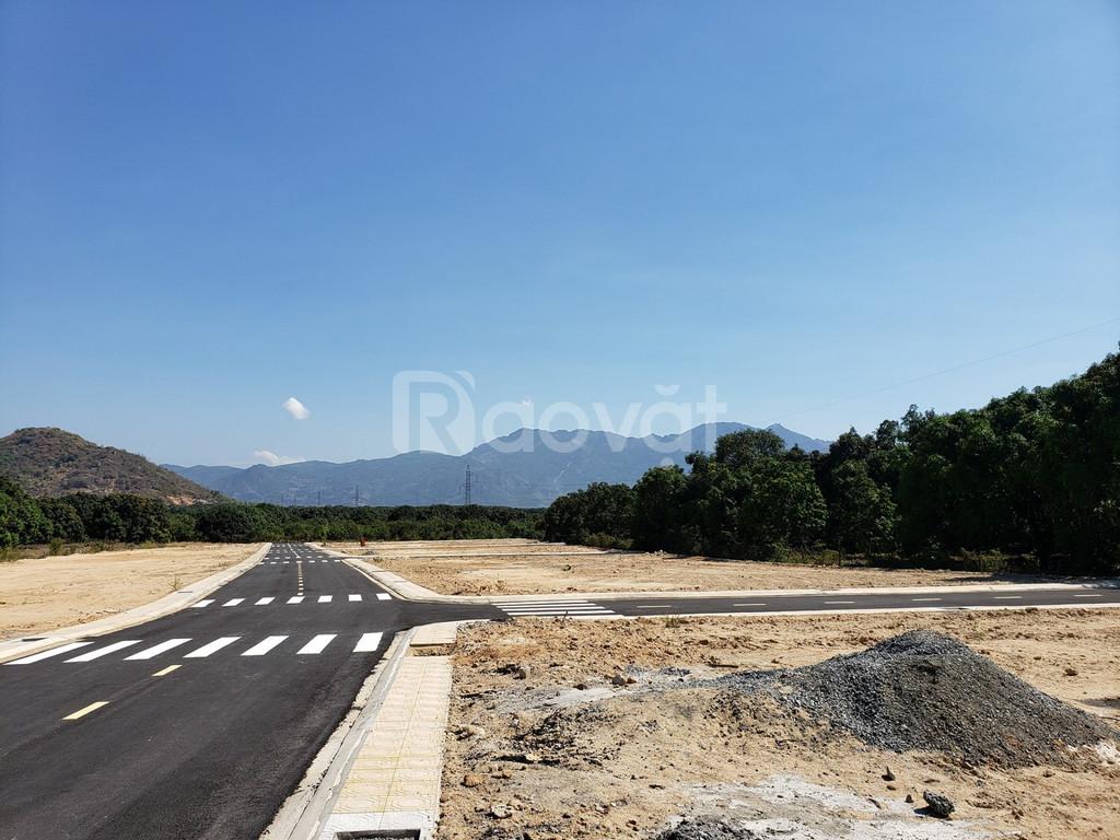 Cơ hội sở hữu đất sổ đỏ Cam Ranh, cách sân bay 15' di chuyển