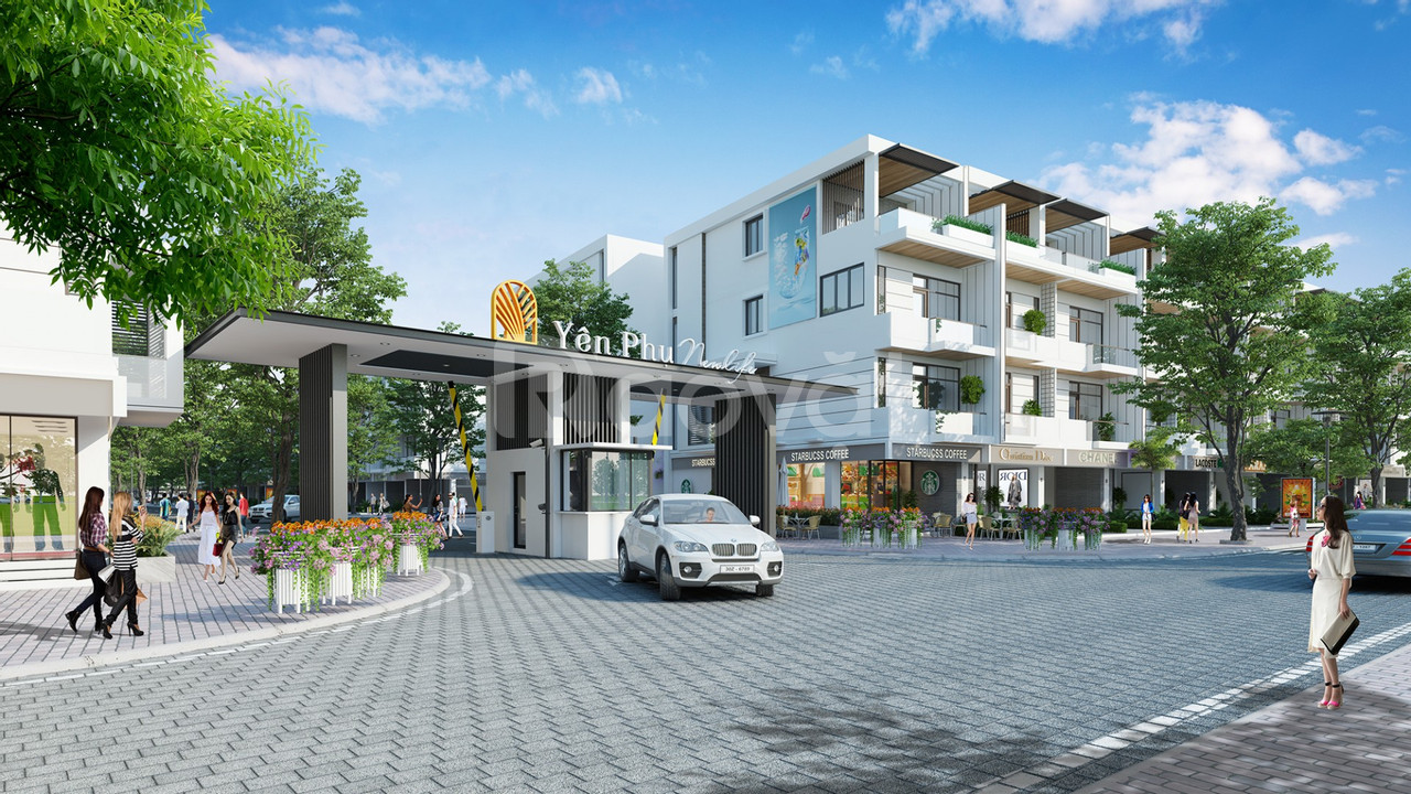 Cơ hội đầu tư đất nền lợi nhuận tại Bắc Ninh, Yên Phụ New Life