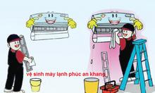 Dịch vụ sửa máy lạnh chuyên nghiệp