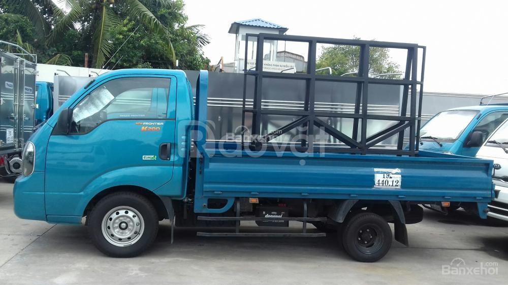 Xe tải KIA K250 thùng dài 3,5 m tải 2,5 tấn