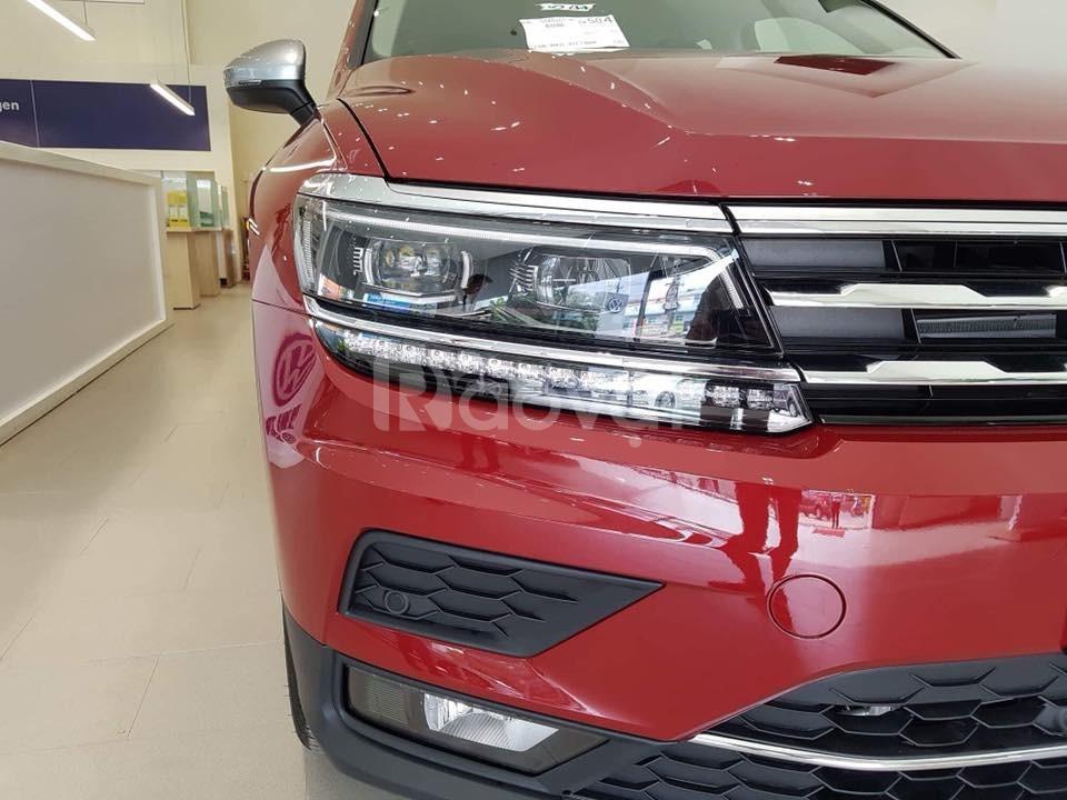 Volkswagen Tiguan Luxury đẳng cấp sang trong và linh hoạt