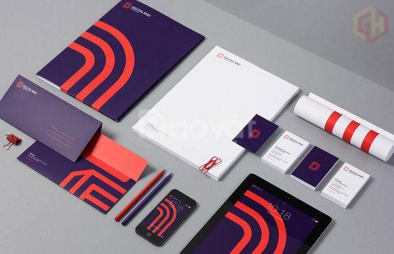 Thiết kế và in ấn phẩm nhận diện thương hiệu (ảnh 4)