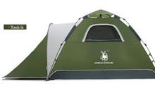 Lều du lịch tự bung gazelle outdoors gl1668