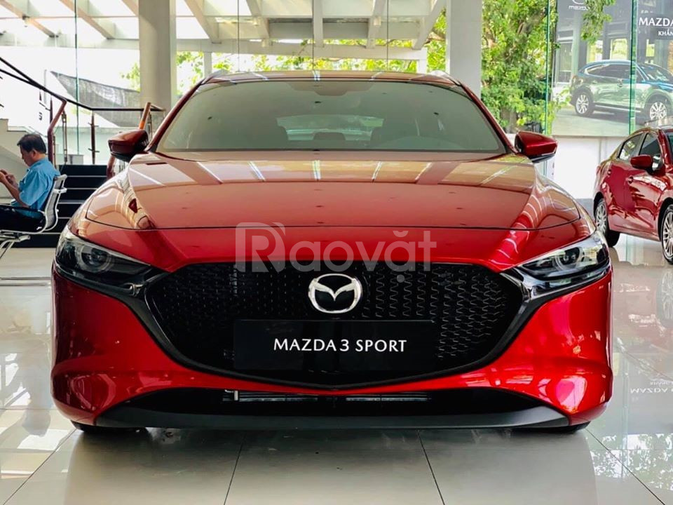 Bán Mazda 3 Biên Hòa, xe mới tại showroom Mazda Biên Hòa