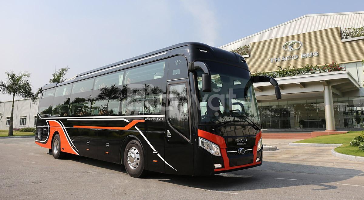 Xe Bus 36 giường nằm THACO MOBIHOME