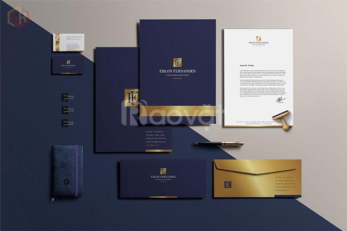 Thiết kế và in ấn phẩm nhận diện thương hiệu (ảnh 5)