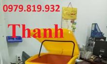 Cung cấp thùng rác y tế 30 lít 60 lít có in logo y tế