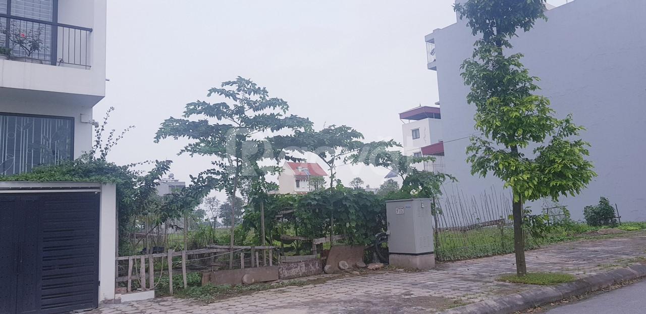 Bán liền kề 2 mặt tiền khu A Thanh Hà đường 14m giá gốc 18tr/m2