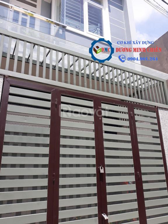 Hàn cửa sắt tại TP HCM