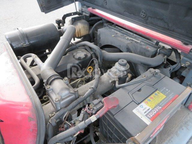 Xe nâng dầu cũ hiệu Nissan FJ02-M25