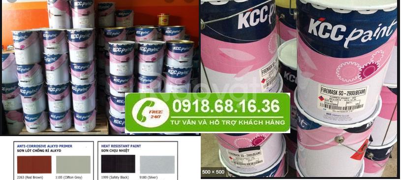 Cần mua sơn epoxy KCC cho công trình tại Dĩ An, Bình Dương