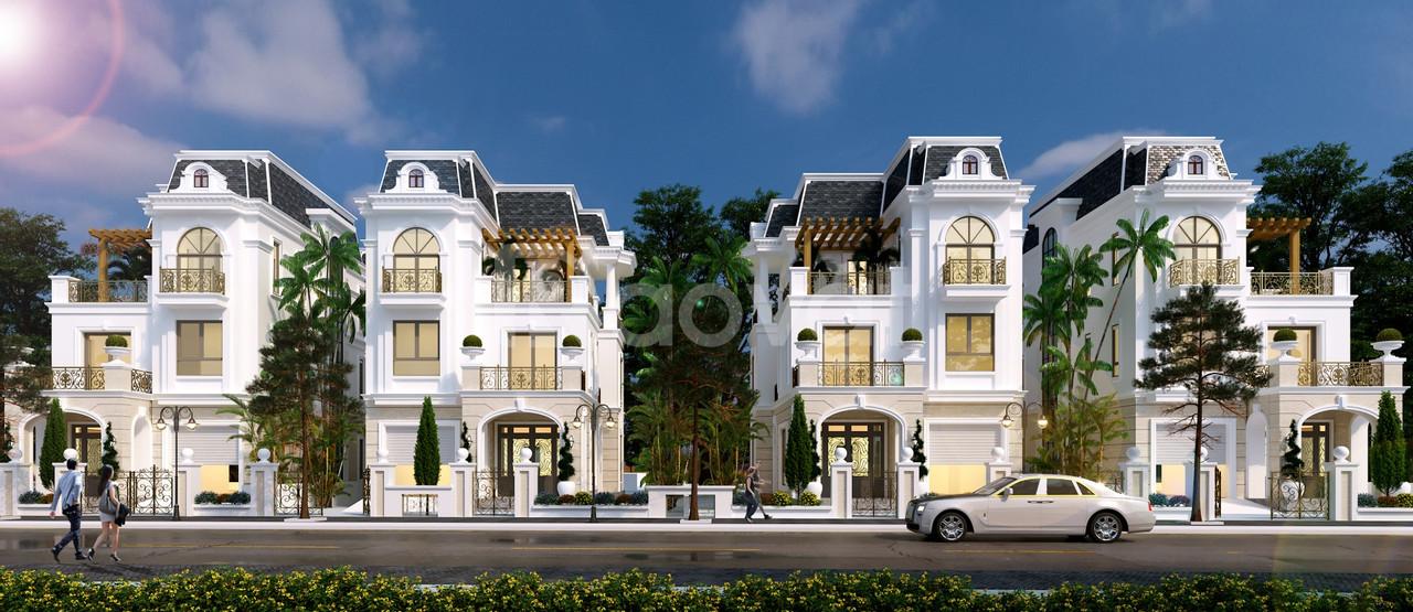Chính chủ bán lại lô đất biệt thự 200m2 KĐT Sinh Thái The Phoenix