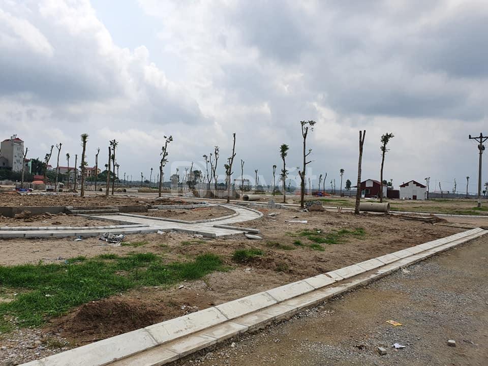Bán đất nền TL286, Long Châu Riverside sổ đỏ lâu dài giá từ 1,3 tỷ