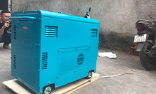 Máy phát điện chạy dầu Tomikama 6500 tải được điều hòa 12000btu