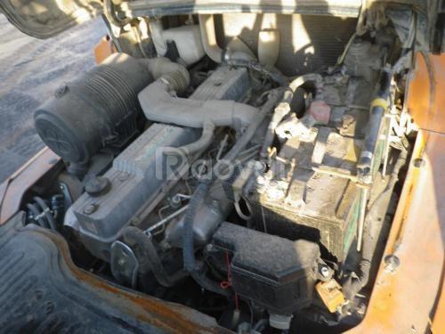 Xe nâng dầu cũ ngồi lái hiệu Toyota 7FD35, 3.5 tấn