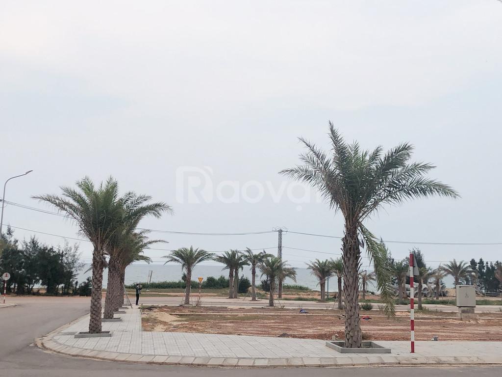 Gosabe City đất nền mặt tiền biển đẹp tại Quảng Bình