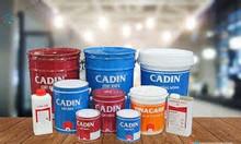 Cơ sở cung cấp sơn nước nội ngoại thất Cadin thế hệ mới chính hãng