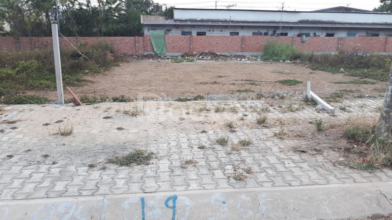 Sang lô đất đối diện Chợ Rẫy 2, DT 10x28m, sổ hồng,cách chợ Bà Hom 10p