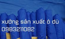 Sản xuất ô dù cầm tay, ô dù quảng cáo