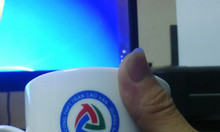 In gốm sứ bộ ấm chén trà tại Gia Lai