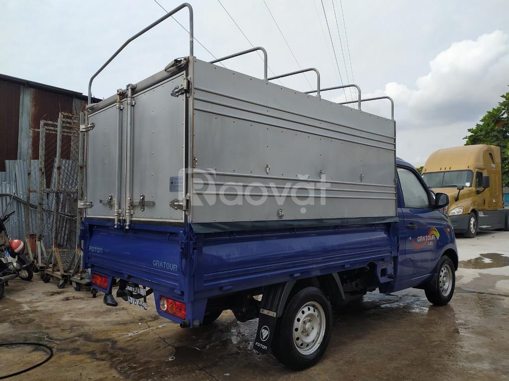 Xe tải FOTON 900KG giá rẻ