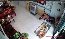 Lắp đặt bộ 4 camera quan sát giá rẻ 1080P