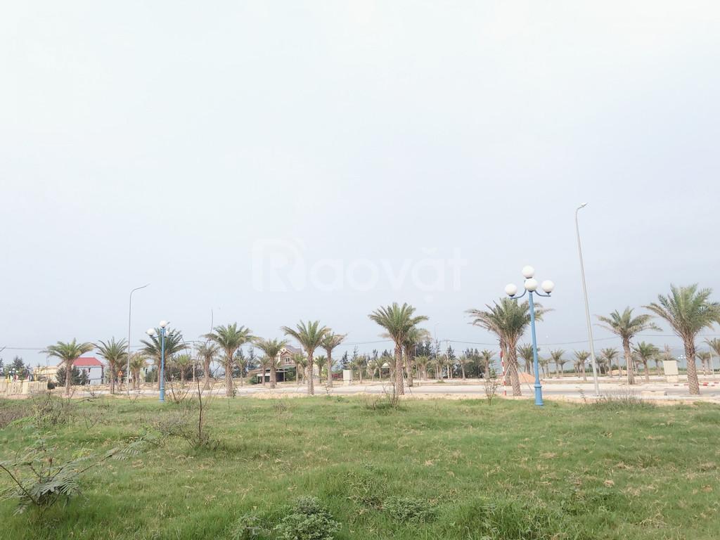 Khu đô thị Gosabe, mặt tiền bãi tắm Nhân Trạch, Nhật Lệ, Quảng Bình.