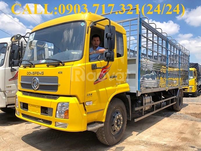 Bán xe tải DongFeng B180 9000kg Hoàng Huy nhập khẩu 2019