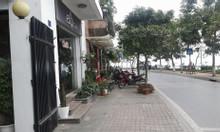 Bán nhà mặt hồ Trấn Vũ, vỉa hè rộng, 2 thoáng kinh doanh đỉnh.