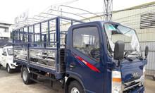 Xe tải Jac 1t99 cabin vuông thùng dài 4m4 động cơ Isuzu 2019