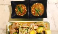 Khóa học nấu món ăn vặt ở Đà Nẵng