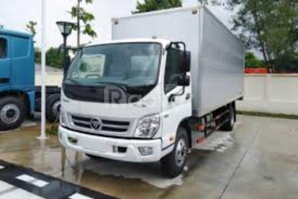 Thaco ollin500 e4 5 tấn thùng mui bạt