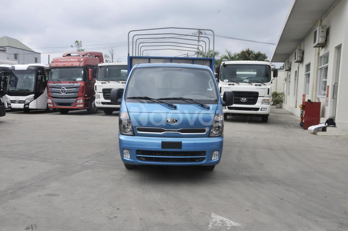 Bán xe Kia k200 vượt trội trong phân khúc máy dầu dưới 2 tấn