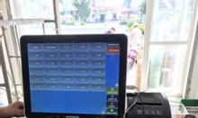 Máy tính tiền cho quán trà sữa giá rẻ tại Cà Mau