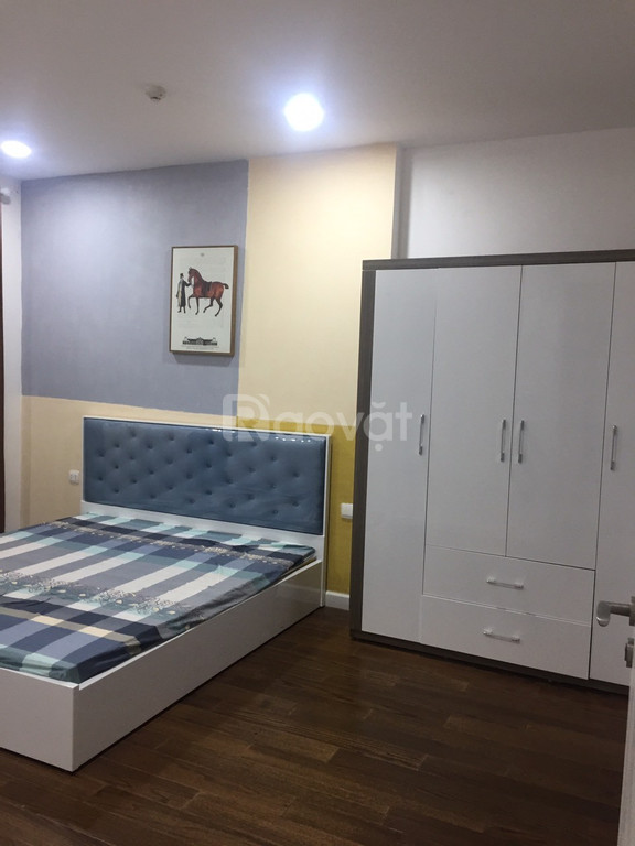 Cho thuê chung cư cao cấp D'Capitale Trần Duy Hưng 03 ngủ full đồ