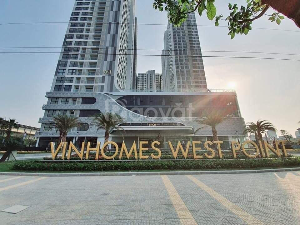Cho thuê Shophouse Vinhomes West point Phạm Hùng