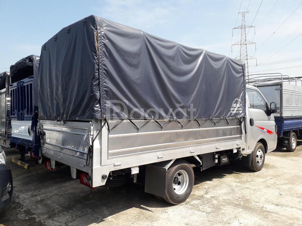 Xe tải 1 tấn máy dầu   jac 990kg   jac 1 tấn , xe tải jac x99 giá rẻ