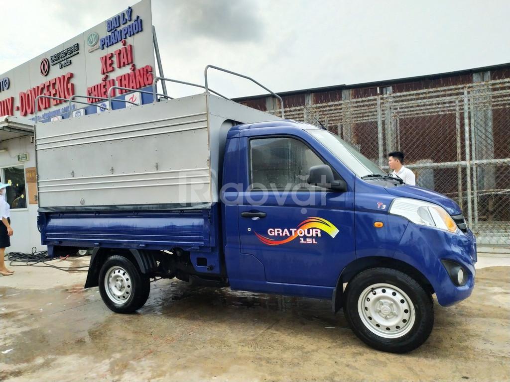 Báo giá xe tải 900kg FOTON