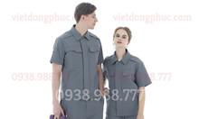 Xưởng may đồng phục bảo hộ lao động giá rẻ, chuyên nghiệp, thời trang