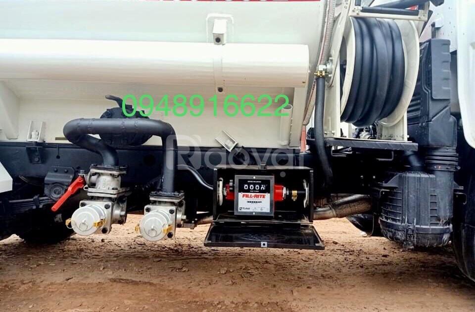 Bán xe bồn chở xăng dầu 3000 lít