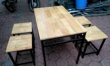 Mẫu bàn ghế nhà hàng hiện nay