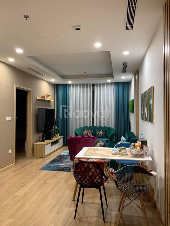 Cho thuê căn hộ 2PN full đồ đẹp mới tinh chung cư Hinode City
