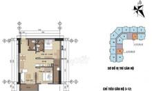 Chính chủ bán căn chung cư B32 Đại mỗ (Thăng long city) 74m2