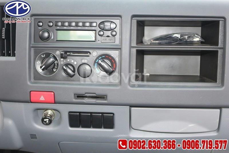 Xe tải Jac 1.9 tấn N200 - Xe Tải Jac 1T9 Thùng Bạt