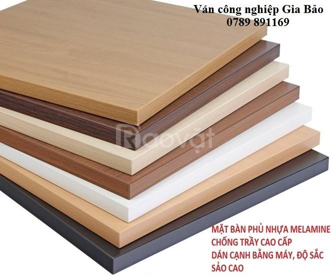MDF, gỗ ghép, ván nhựa PVC, tấm xi măng nhẹ giá rẻ Bình Định
