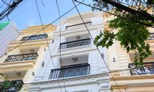 Nhà phố đường Vũ Tùng Bình Thạnh. DT 3,95x14m.
